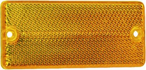 REFLEX 90X40 MM. GUL SJÄLVHÄFTANDE MED