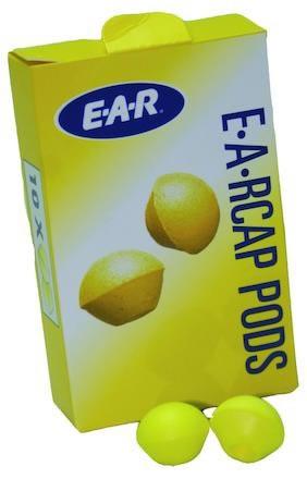 Utbytesproppar Ear Caps/FlexiCaps 10 par/frp