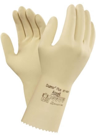 Latexhandske Duzmor Plus 87-600
