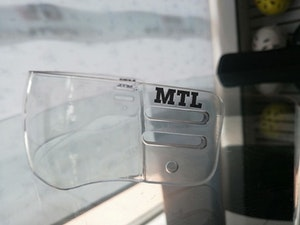 MTL visor