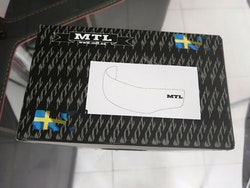 MTL visir inkl. spray