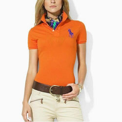 MTL polo shirt women