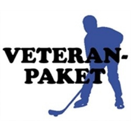 Veteran hockey player kit