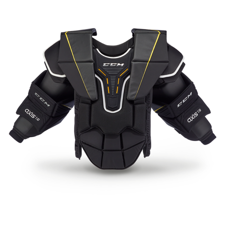 CCM Axis 1.9 chest protector Int