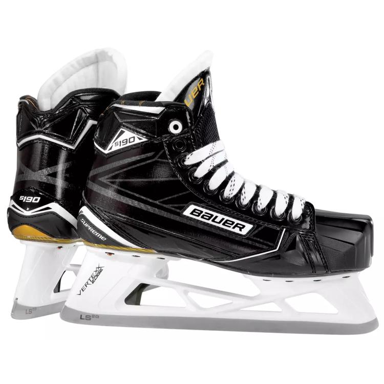 Bauer Supreme S190 goalie skates Sr