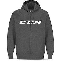 CCM full zip CVC hoody