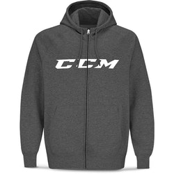 CCM full zip CVC hoody