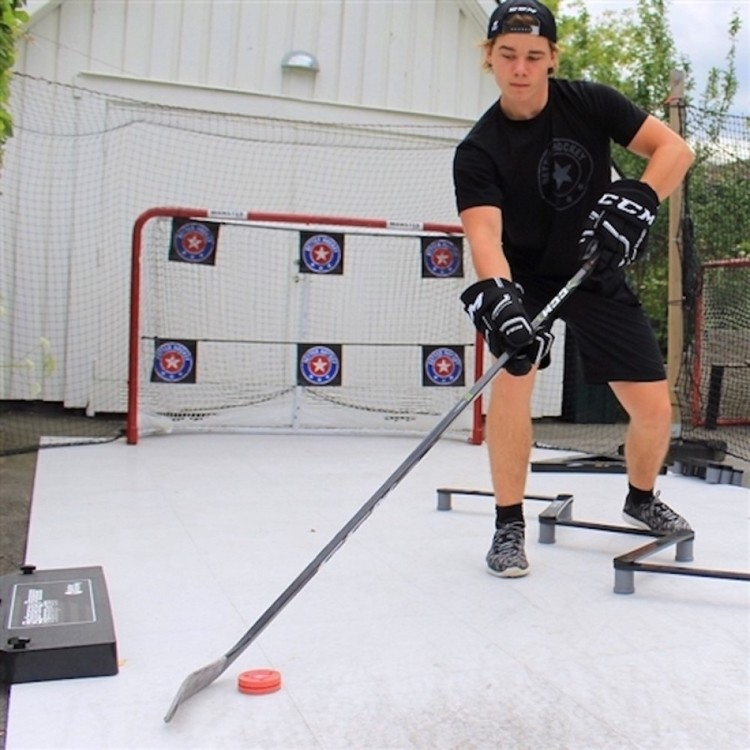 Extreme Hockey Stickhandling Trainer