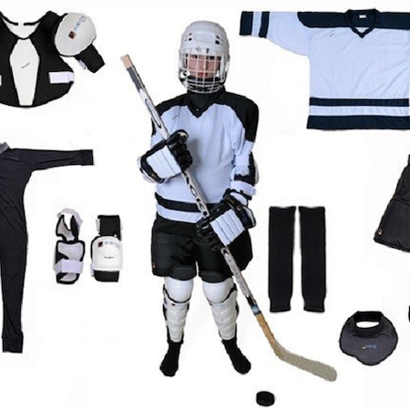Entry kit hockey age 12-14