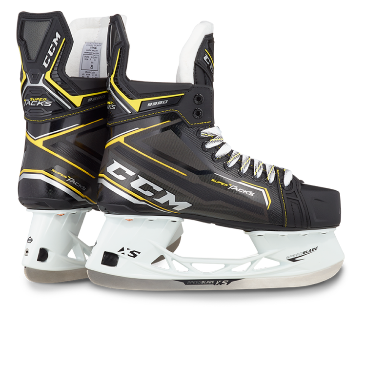 CCM Super Tacks 9380 skridskor Int/Jr