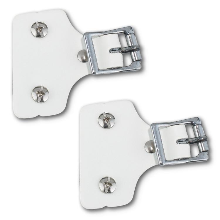 CCM adjustable single buckle tab Sr