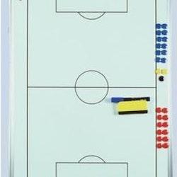 Taktiktavla Fotboll 25 x 37 cm