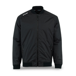 CCM bomber jacket Sr