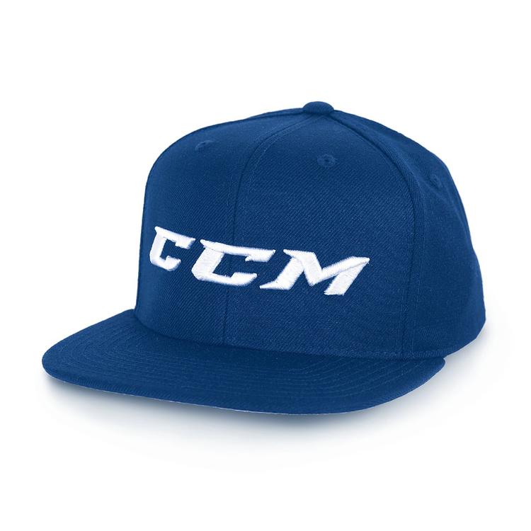 CCM team cap adjustable Yth