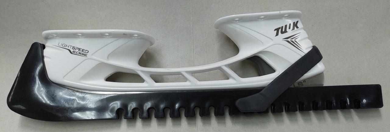 Skridskoskydd för TUUK skenor