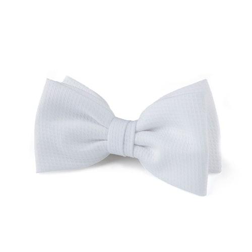 STENSTRÖMS - Bow Tie Pre-Tied Vit