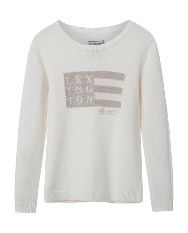 LEXINGTON - Lova Sweater Vit