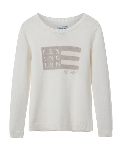 LEXINGTON - Lova Sweater Vit