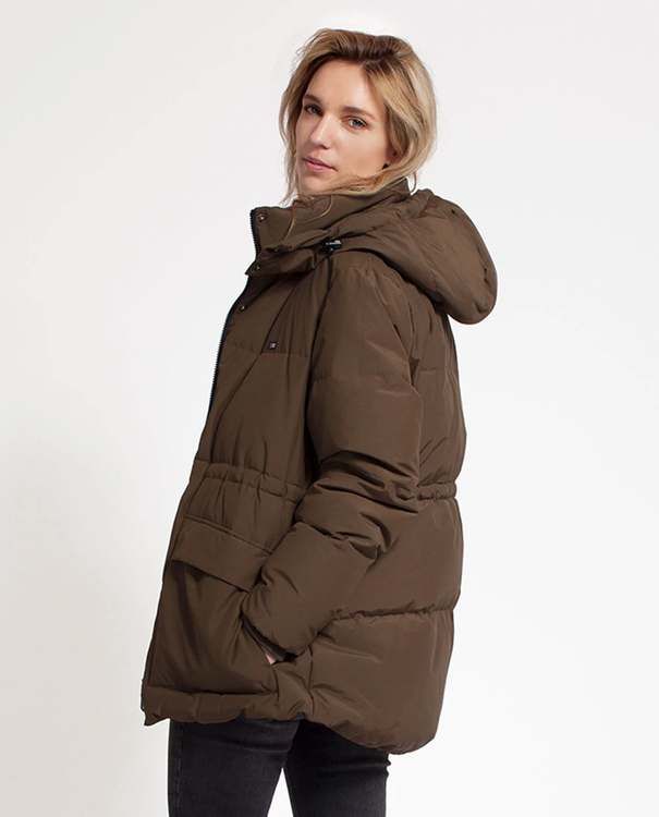 LEXINGTON - Emma Down Jacket Grön