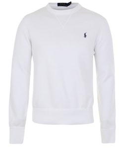 POLO RALPH LAUREN - Long Sleeve Knit Vintage Vit