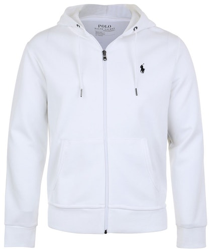 POLO RALPH LAUREN - Zip-Hood Tech Vit