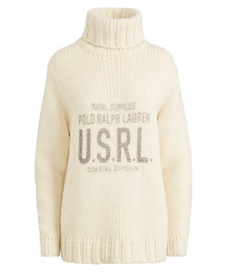 POLO RALPH LAUREN - Graphic Sweater Vit