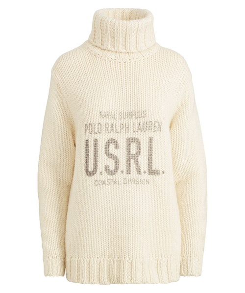 POLO RALPH LAUREN - Graphic Sweater Vit