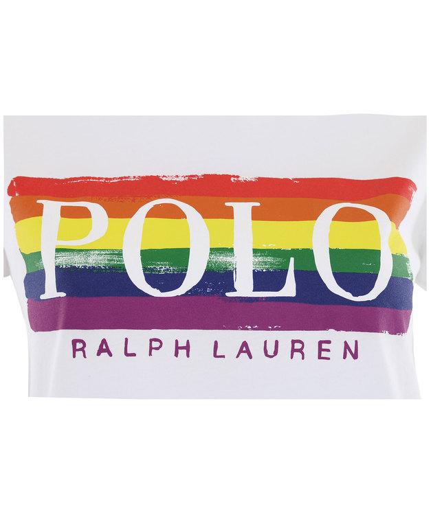 POLO RALPH LAUREN - Short Sleeve Tee Vit