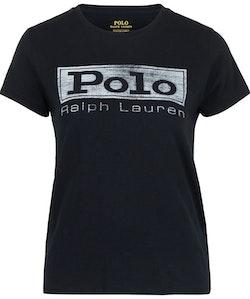 POLO RALPH LAUREN - Short Sleeve Polo Tee Svart