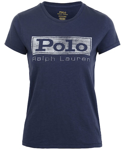 POLO RALPH LAUREN - Short Sleeve Polo Tee Blå