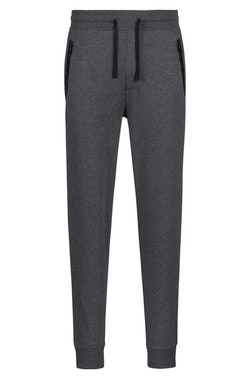 HUGO BOSS - Logo Trousers Doak U2 Grå