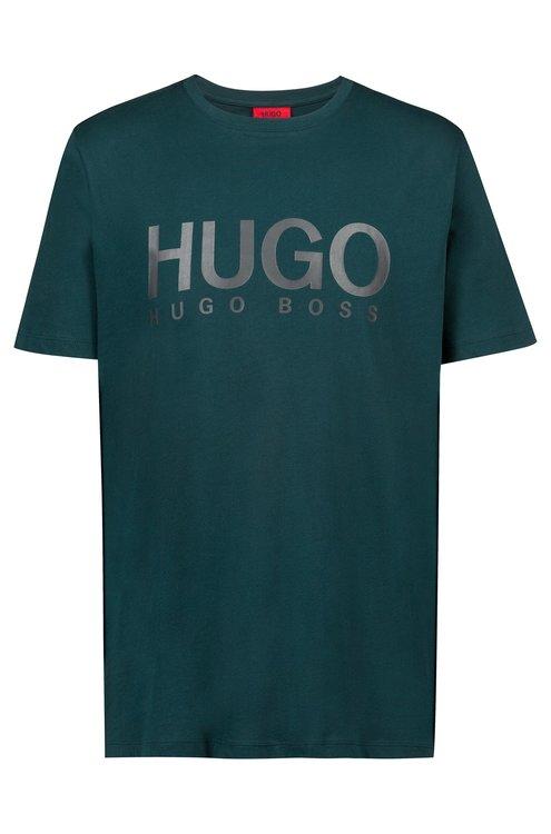 HUGO BOSS - Dolive U2 Logo Tee Grön