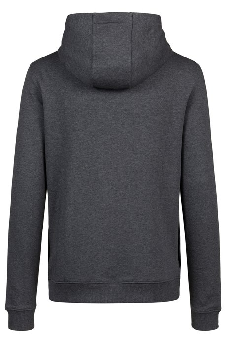 HUGO BOSS - Daple U2 Hooded Sweatshirt Grå