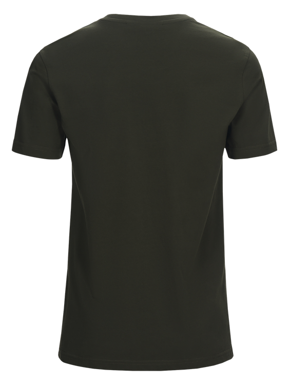 PEAK PERFORMANCE - Logo T-shirt Grön