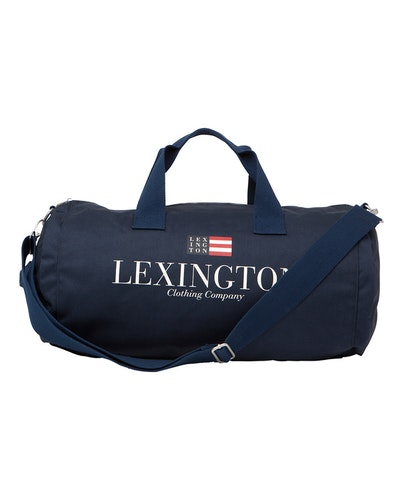 LEXINGTON - Davenport Gym Bag Blå