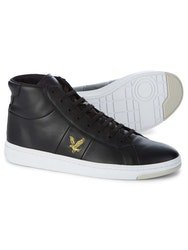 LYLE & SCOTT - Gemmill Trainers Svart