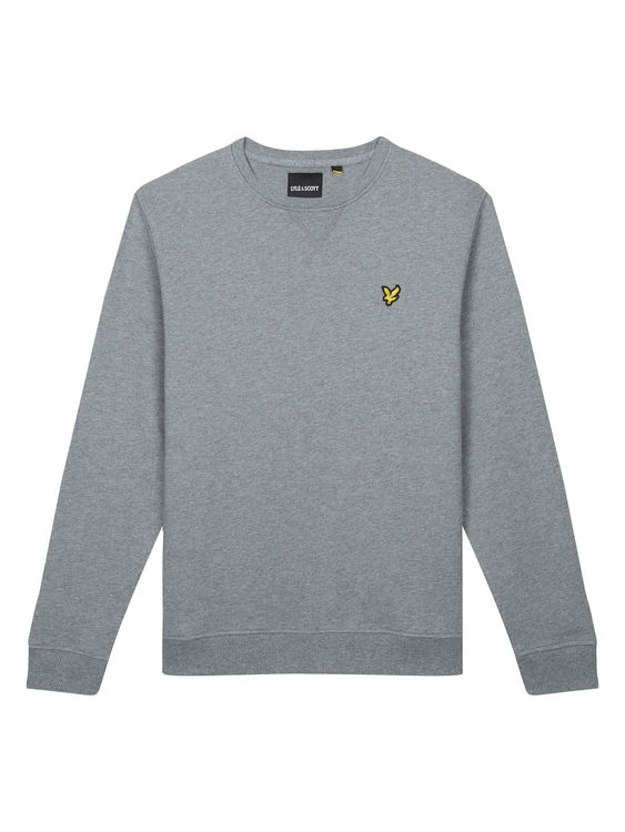 LYLE & SCOTT - Crewneck Sweatshirt Grå