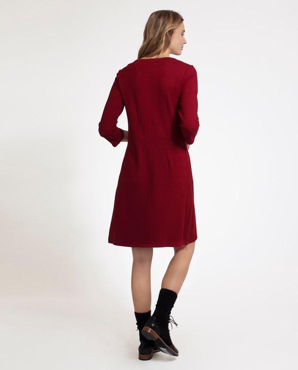 LEXINGTON - Michaela Jersey Dress Röd