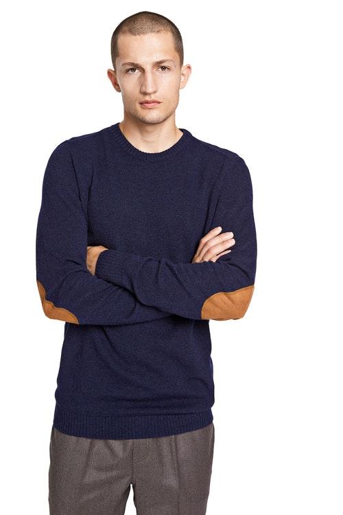 SAMSOE SAMSOE - Heine ON 132 Blå