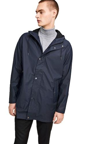SAMSOE SAMSOE - Steely Jacket 7357 Blå