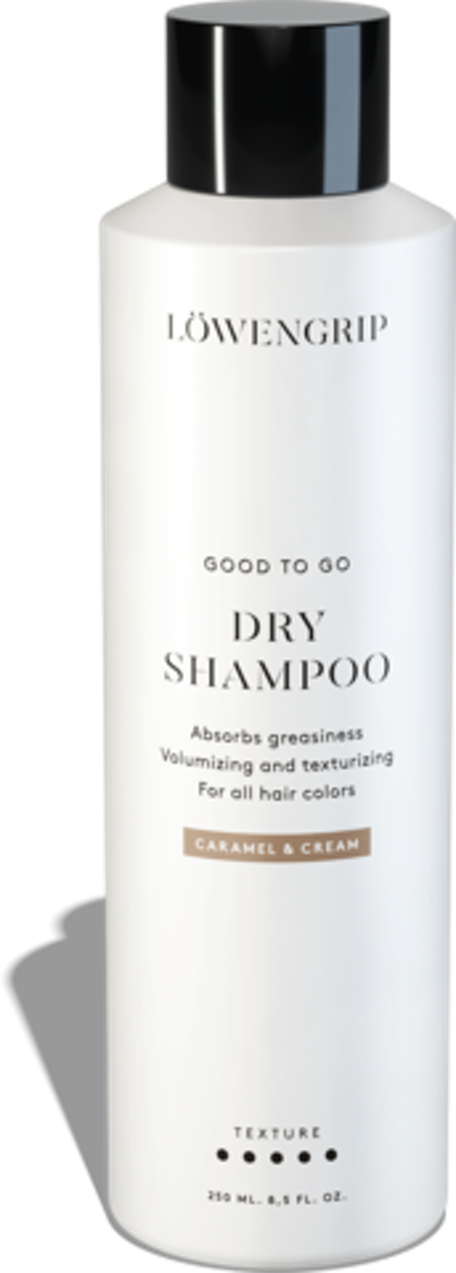 LÖWENGRIP CARE & COLOR - Good To Go Dry Shampoo 250ml