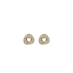 SNÖ OF SWEDEN - Leonie Small Earring Guld