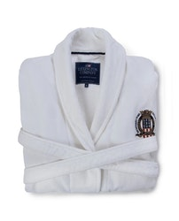 LEXINGTON - Velour Robe Vit
