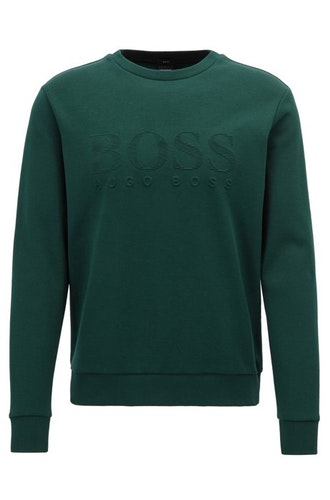 HUGO BOSS - Salbo Slim Fit Grön