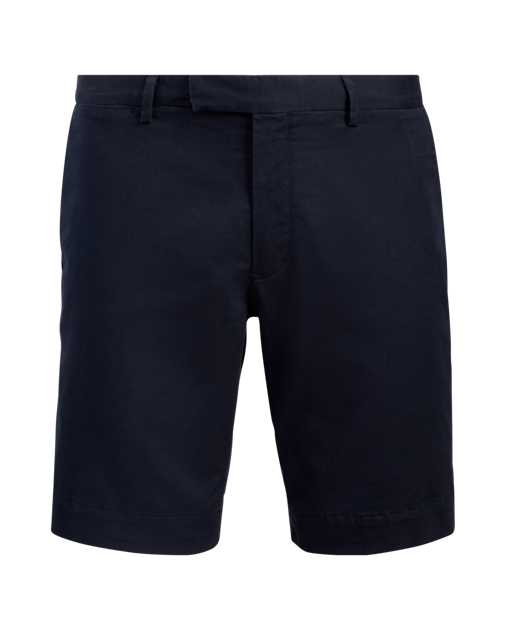 POLO RALPH LAUREN - Flat Short Slim Fit Blå