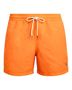 POLO RALPH LAUREN - Traveler Swim Shorts Orange