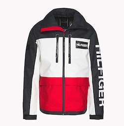 TOMMY HILFIGER - HOODED JACKET