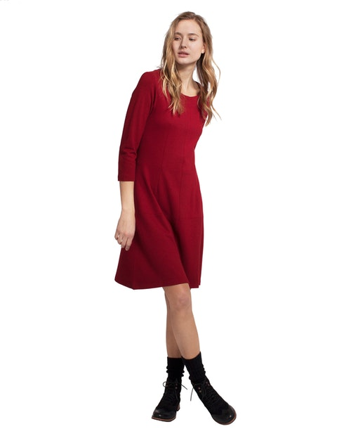 LEXINGTON - Michaela Jersey Dress Röd