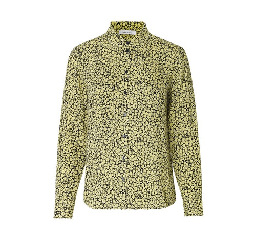 SAMSOE SAMSOE - Milly Shirt AOP 7201 Gul