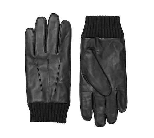 SAMSOE SAMSOE - Hackney Gloves 8168 Svart